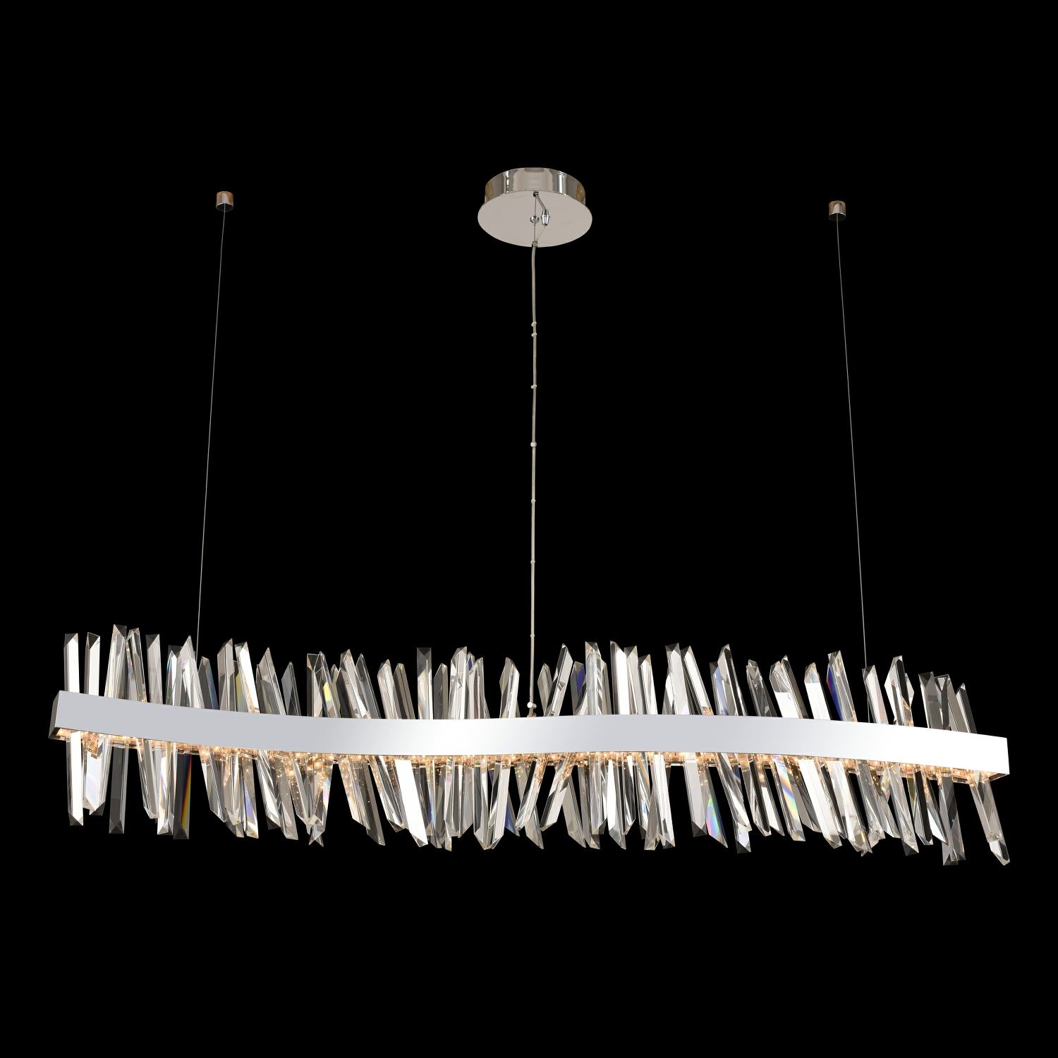 Image result for glacier allegri chandelier